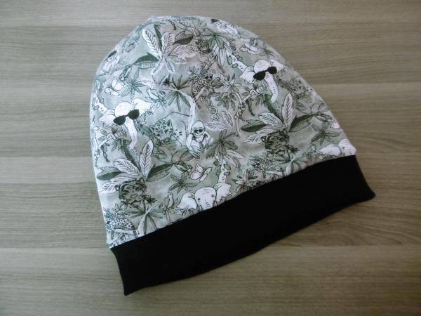 Wendebeanie Cool Animals 63-65